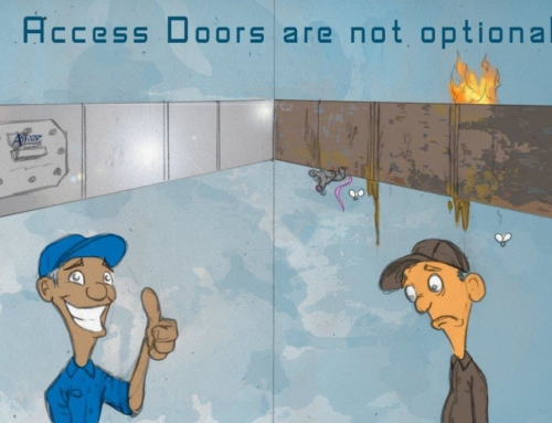 Access Doors are NOT Optional