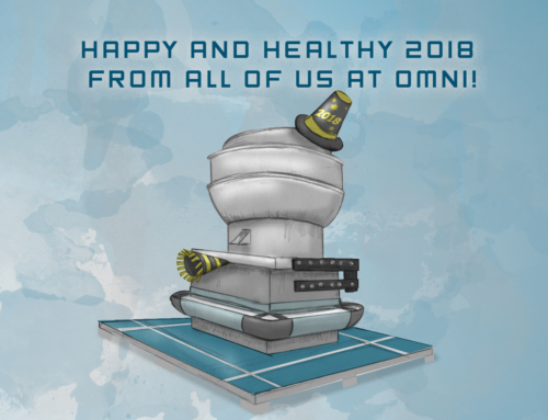 Happy and Healthy 2018 From All of us at Omni!